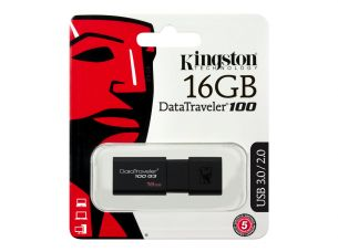 KINGSTON 16GB USB3.0 DataTraveler 100 G3